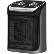 rowenta keramische ventilatorkachel so9260f0 mini excel, 1800 w zwart