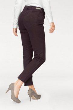 stooker women straight jeans rood