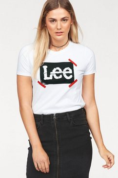 lee t-shirt wit