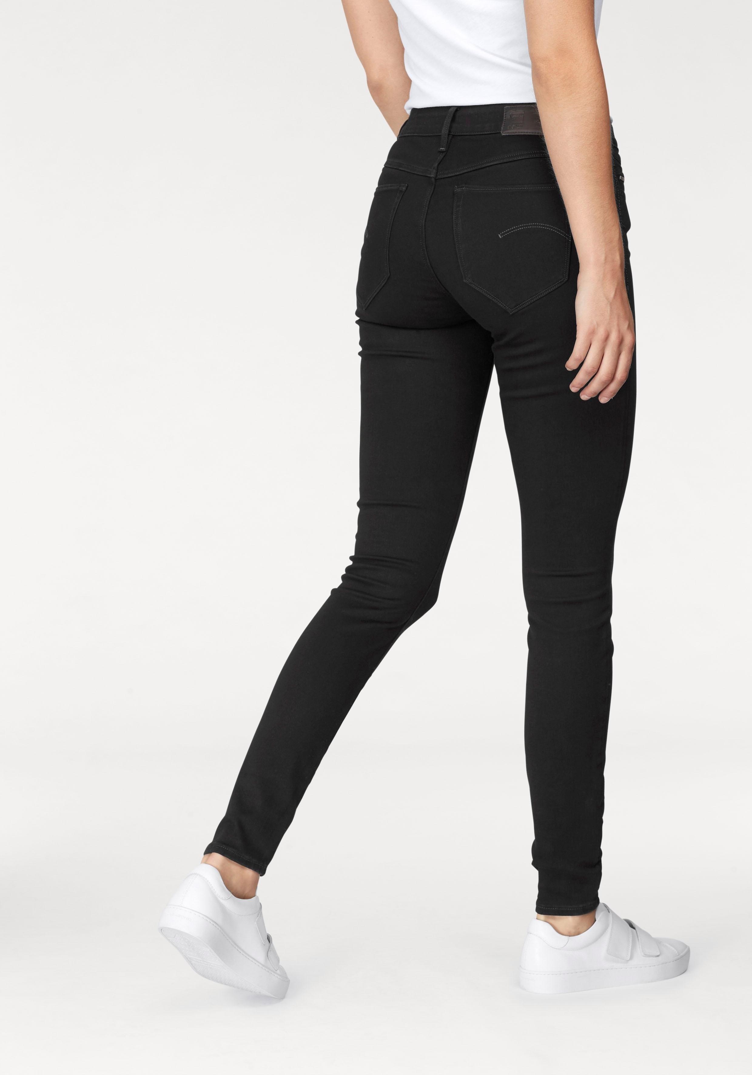 G-star Raw G-Star skinny jeans »Shape High Super Skinny« goedkoop op otto.nl kopen