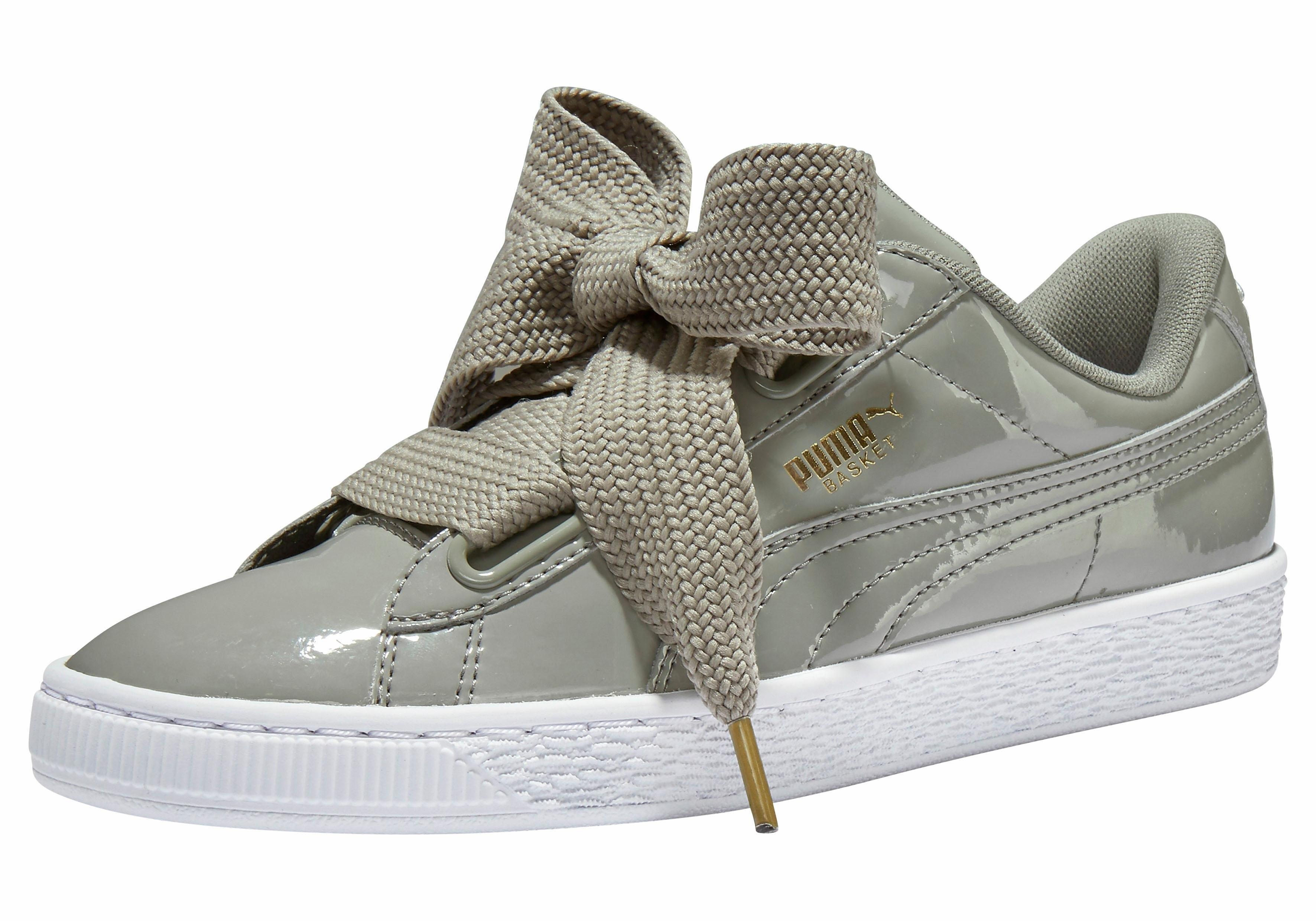 Puma sneakers »Basket Heart Patent« in de webshop van OTTO kopen