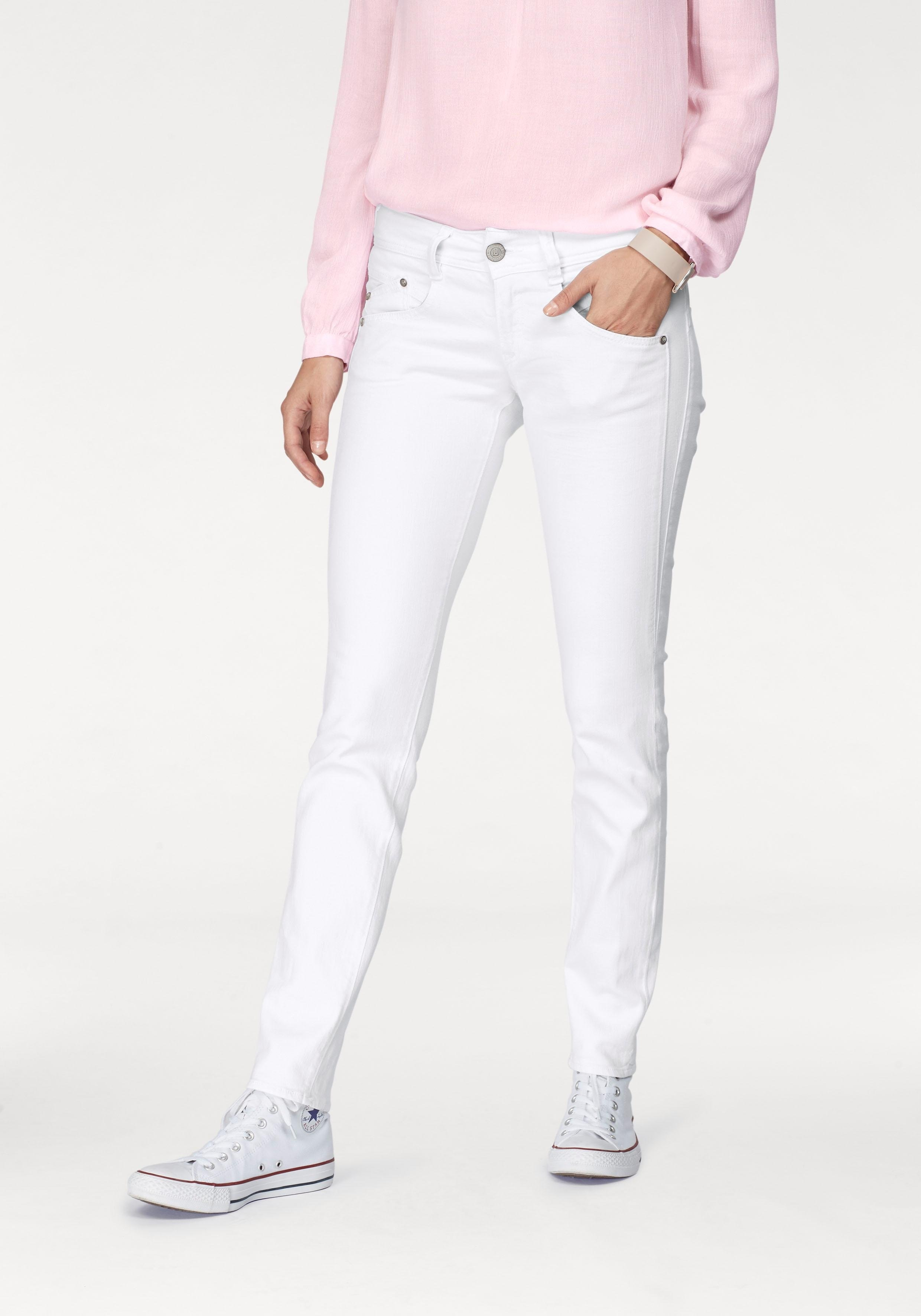 Herrlicher Slim Fit-jeans »GIla Slim« - gratis ruilen op otto.nl
