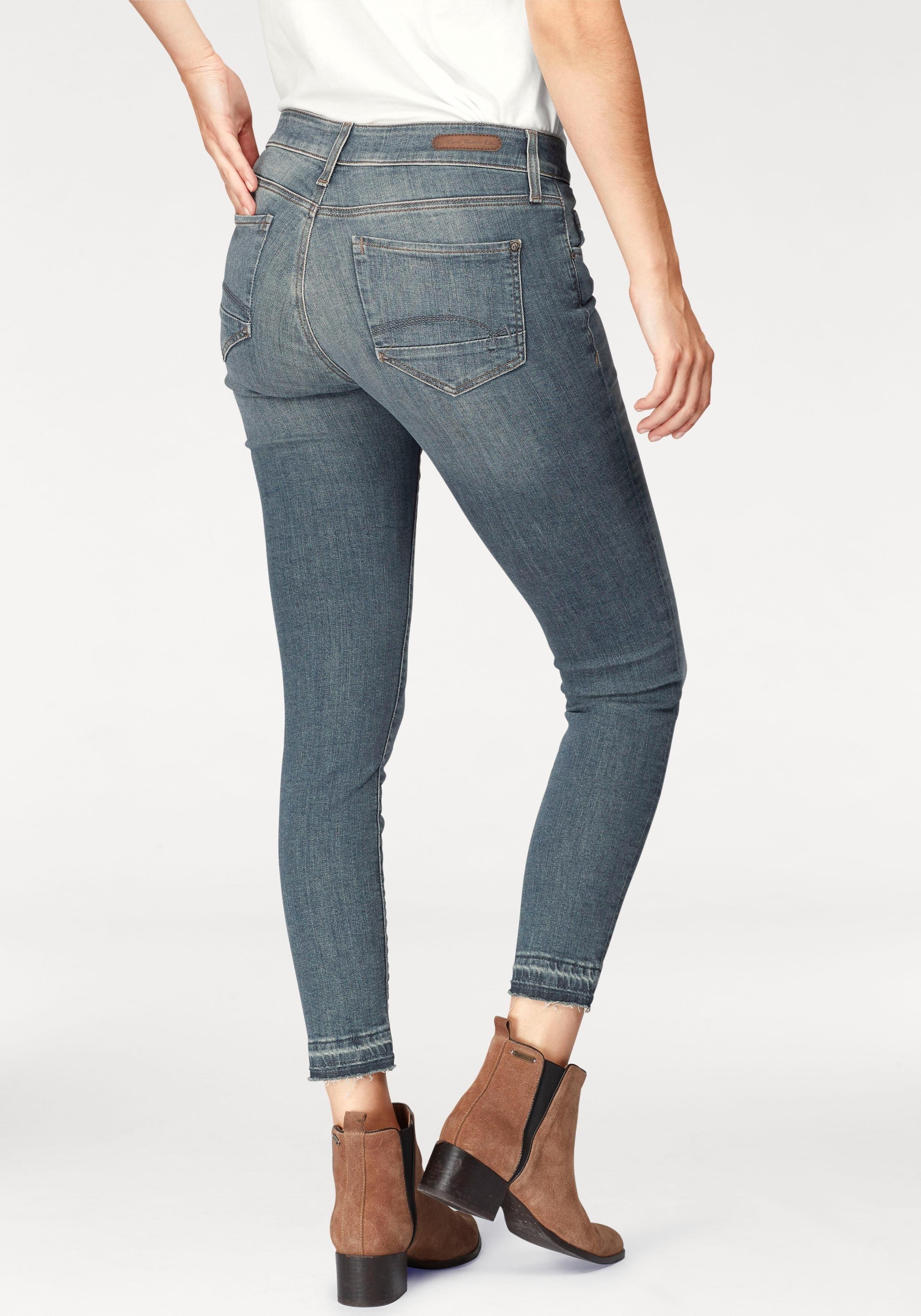 Mavi Jeans ankle jeans »ADRIANA ANKLE« in de webshop van OTTO kopen