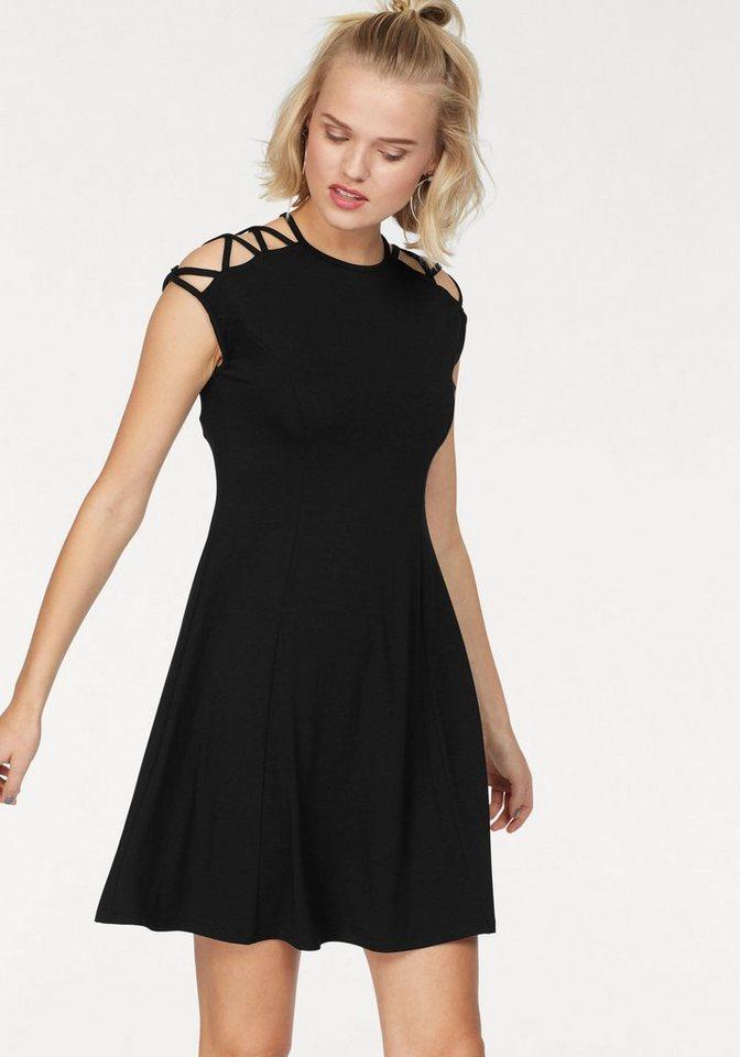 AJC jurk in A-lijn zwart