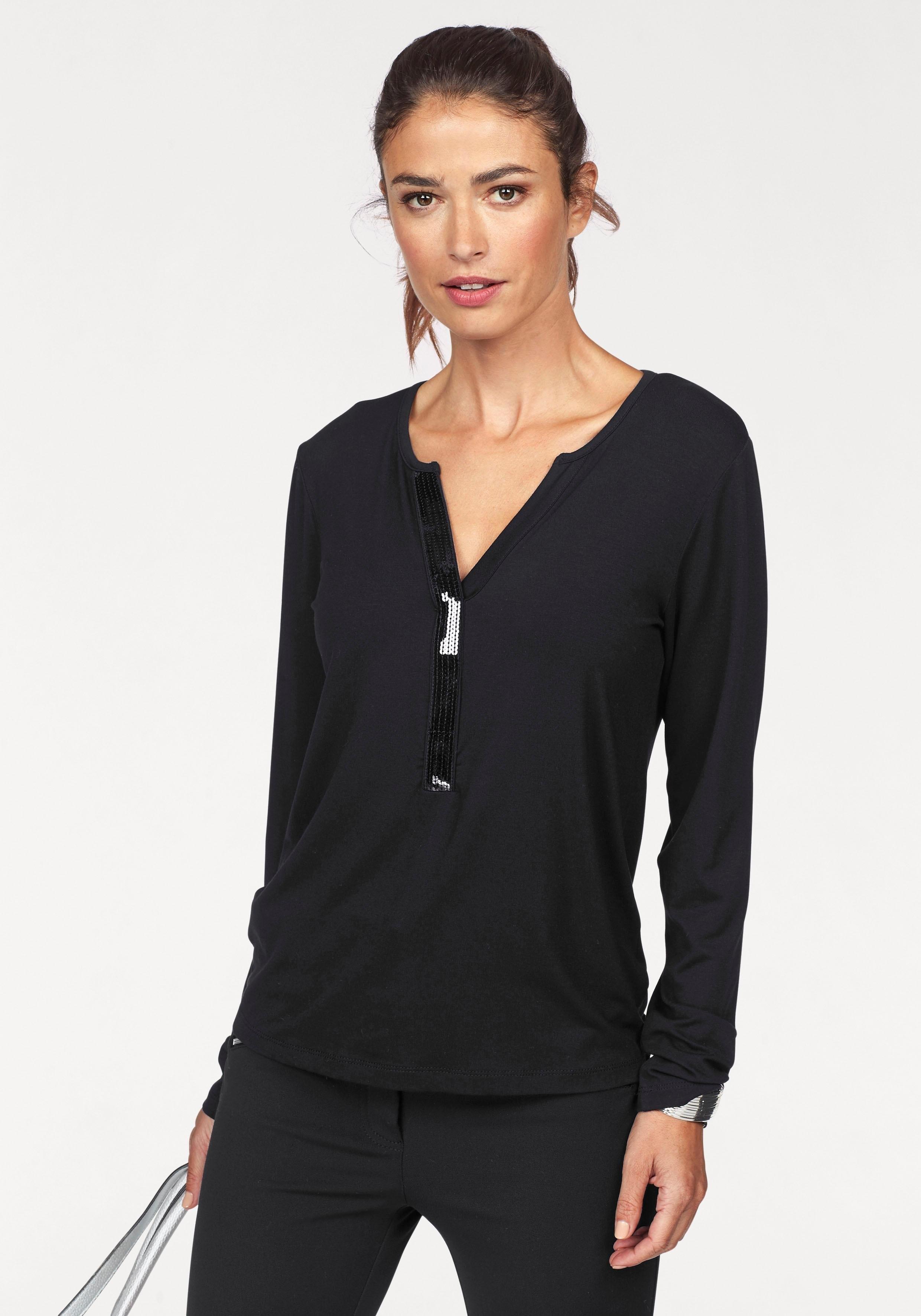 Laura Scott shirt met lange mouwen veilig op otto.nl kopen