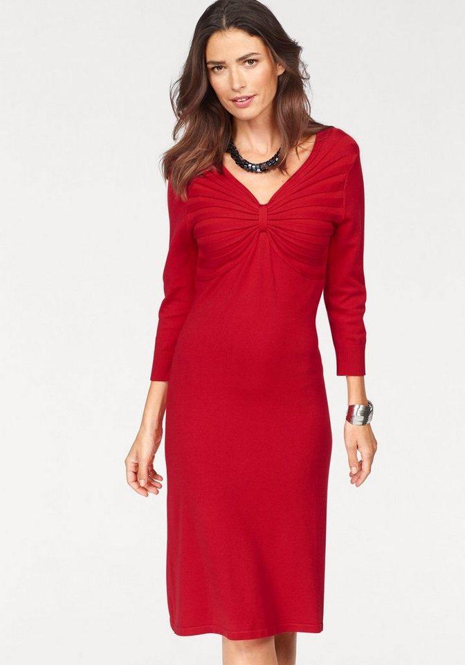 Laura Scott tricotjurk rood