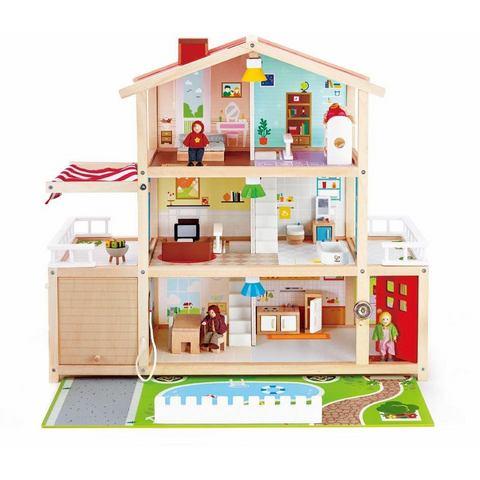 Hape Familie Poppen Huis E3405