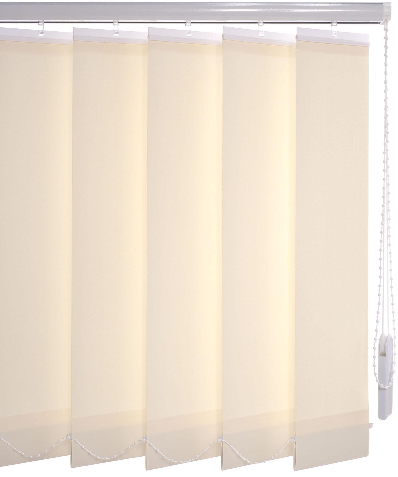 Liedeco Lamellengordijn Verticaal gordijn 127 mm (1 stuk) nu online kopen bij OTTO