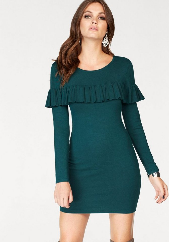 Melrose tricotjurk groen