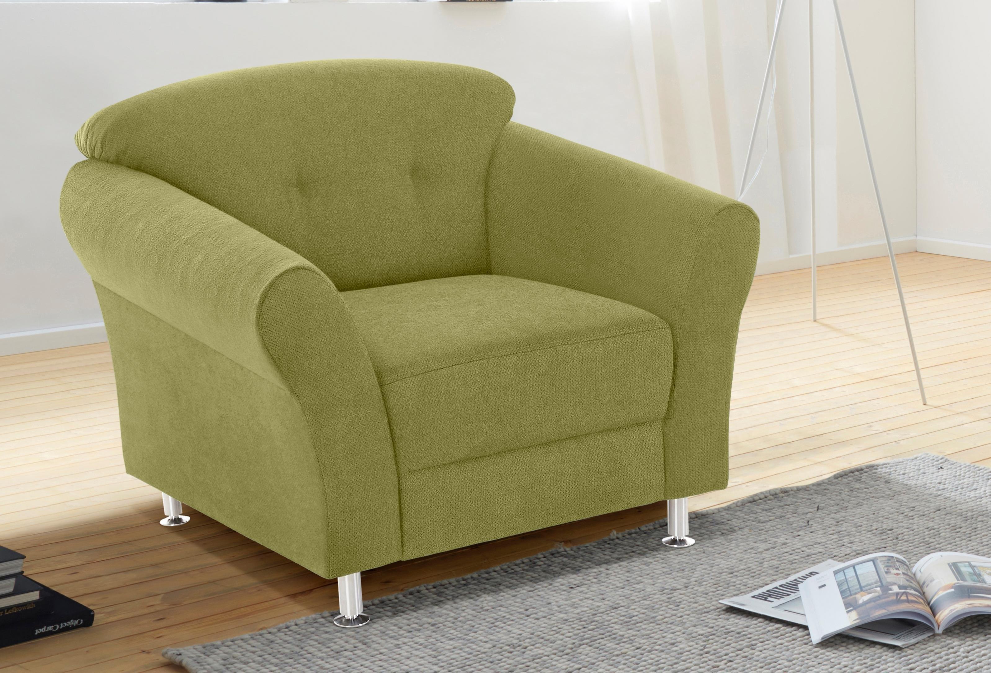 sit&more fauteuil, met binnenvering voordelig en veilig online kopen