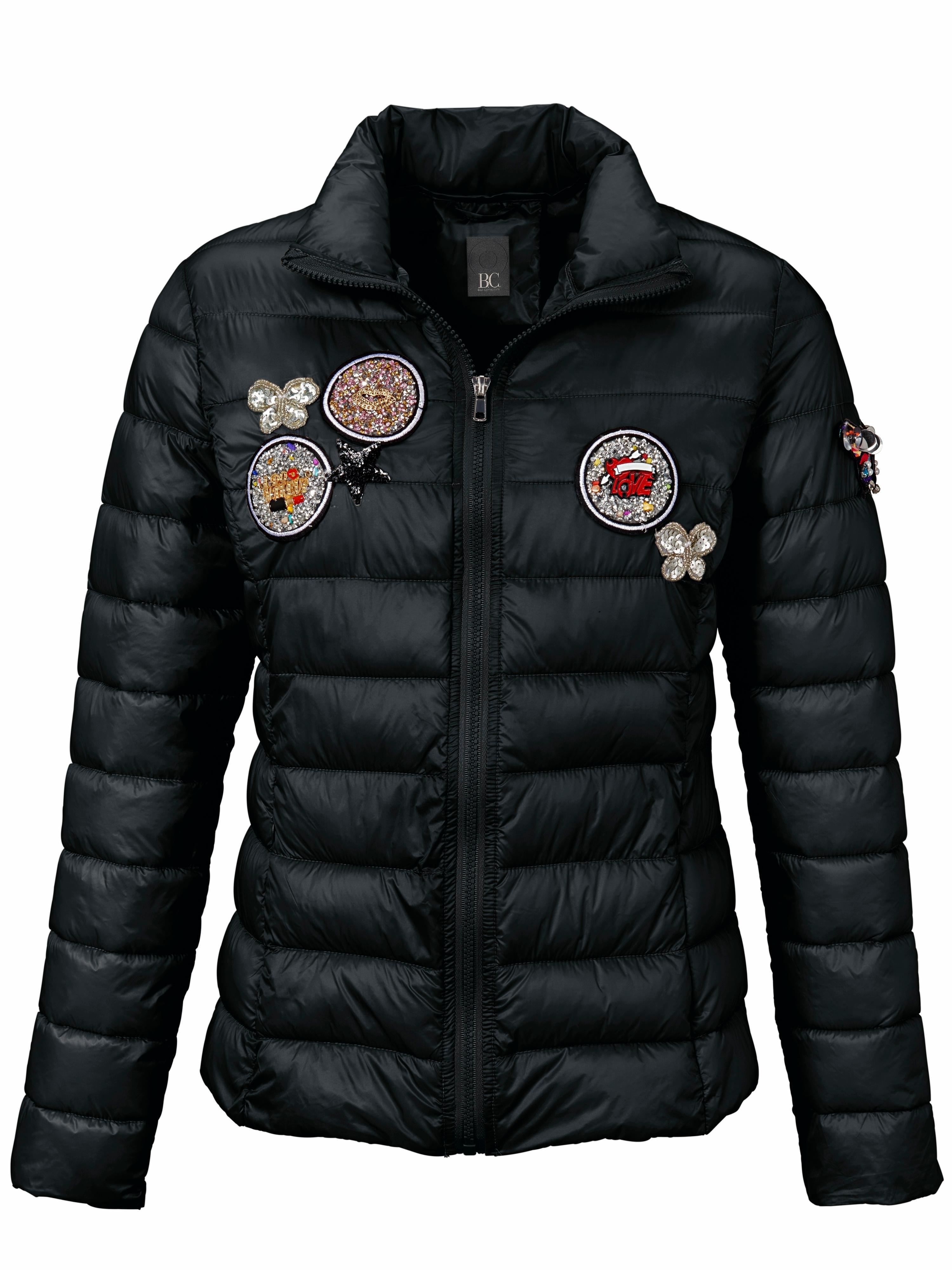 heine Doorgestikt jasje online kopen op otto.nl