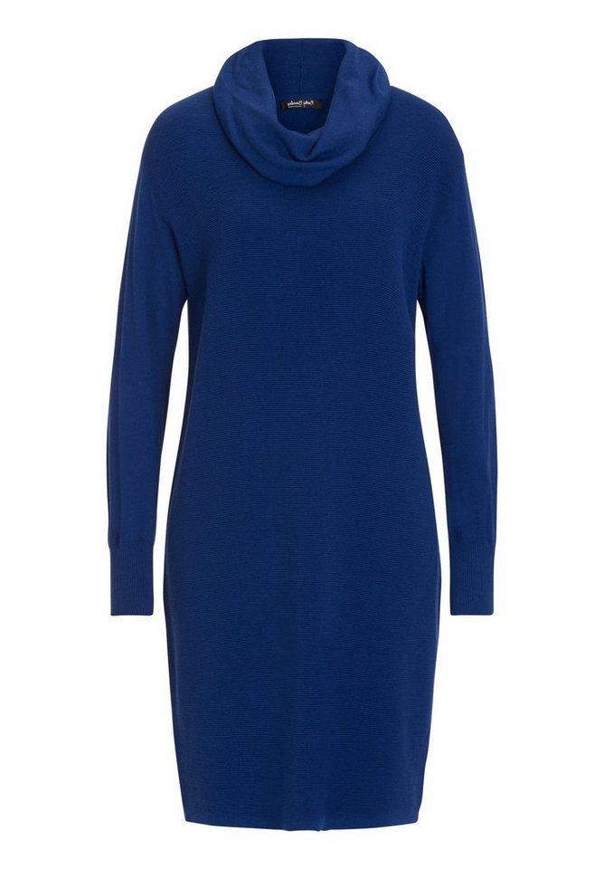 Betty Barclay jurk met col blauw