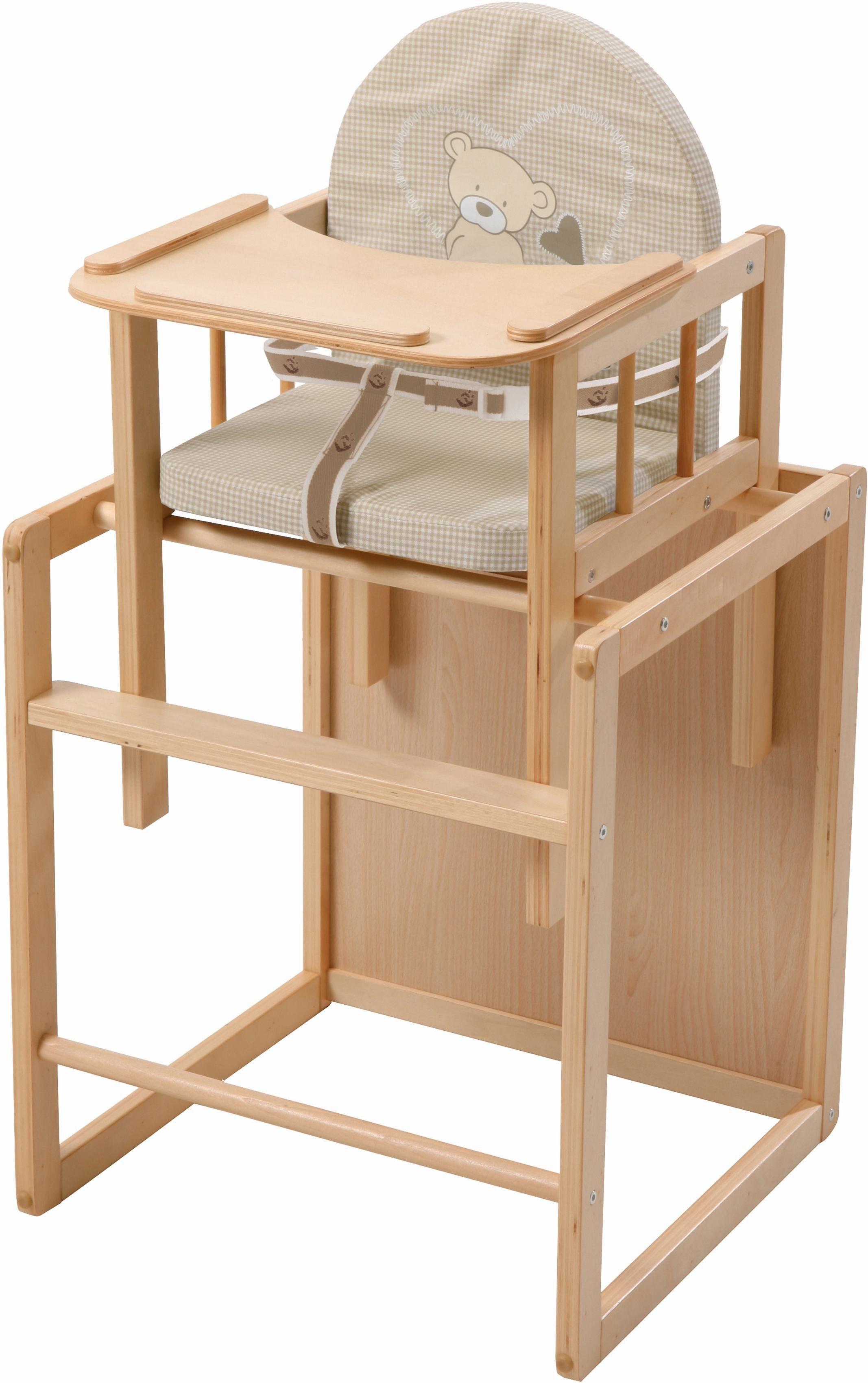Kinderstoel Aan Eettafel : Roba combi kinderstoel liebhabär« snel online gekocht otto