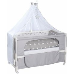 roba kinderledikantje, »room bed, little stars« wit