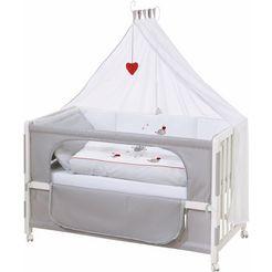 roba kinderledikantje, »room bed, adam und eule« wit