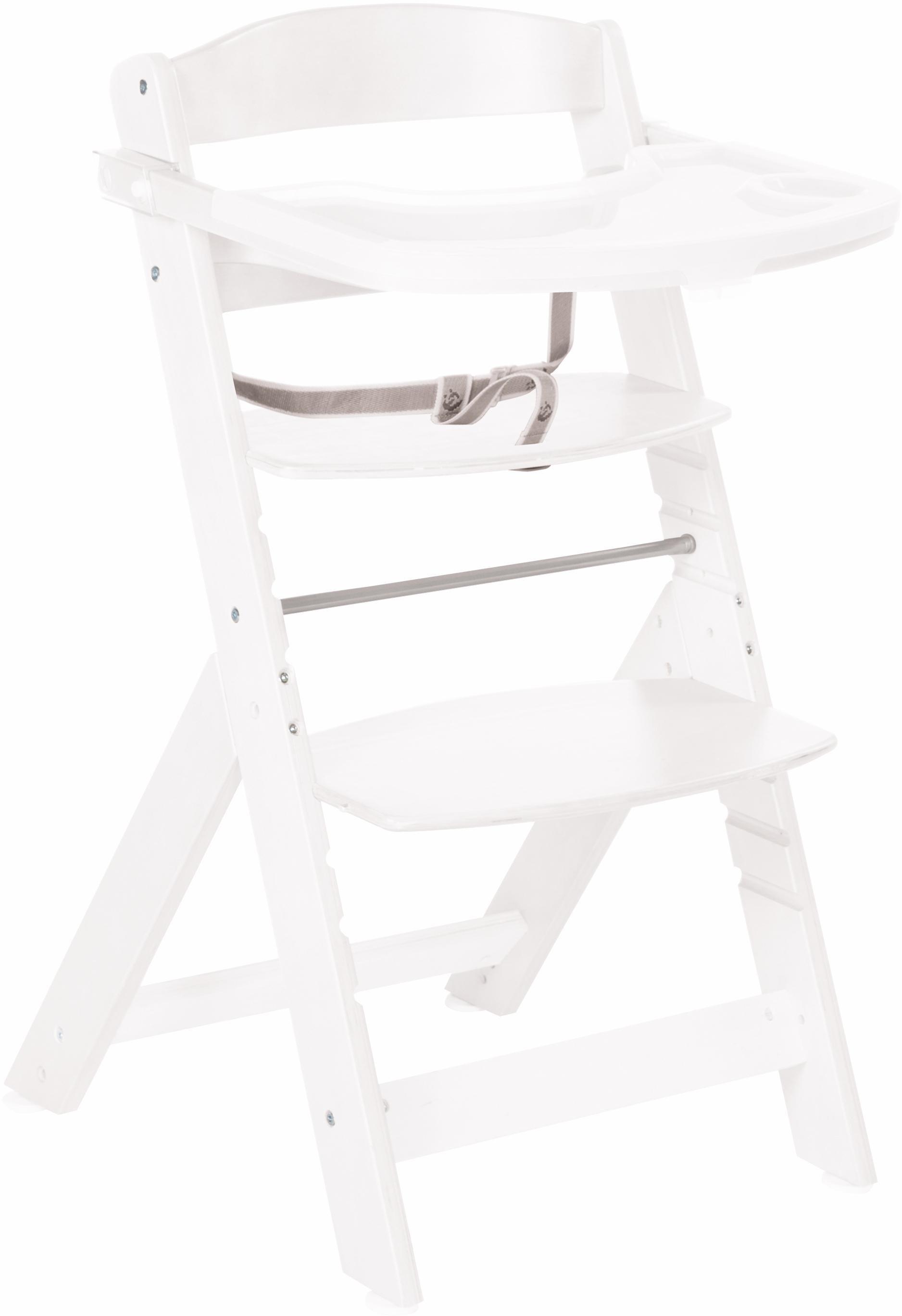 Kinderstoel Wit Hout.Roba Kinderstoel Van Hout Meegroeistoel Sit Up Super Maxi Wit