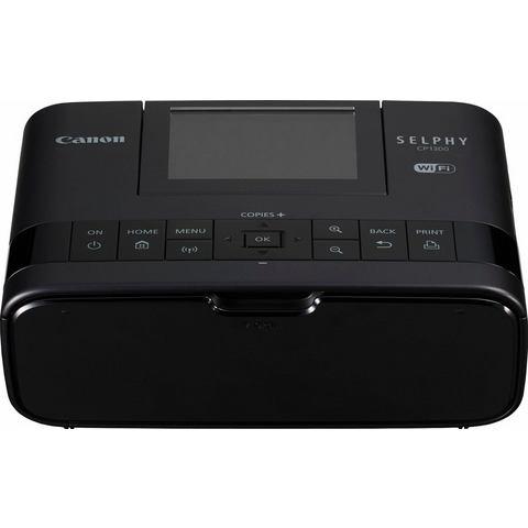 Canon Selphy CP1300 printer Zwart