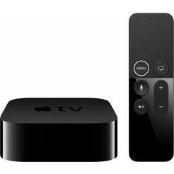 apple tv 4k met 64 gb, mp7p2fd-a zwart