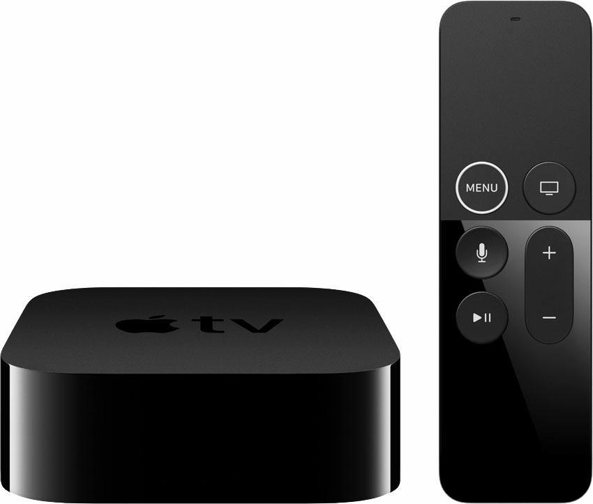 Apple TV 4K met 64 GB, MP7P2FD/A - gratis ruilen op otto.nl