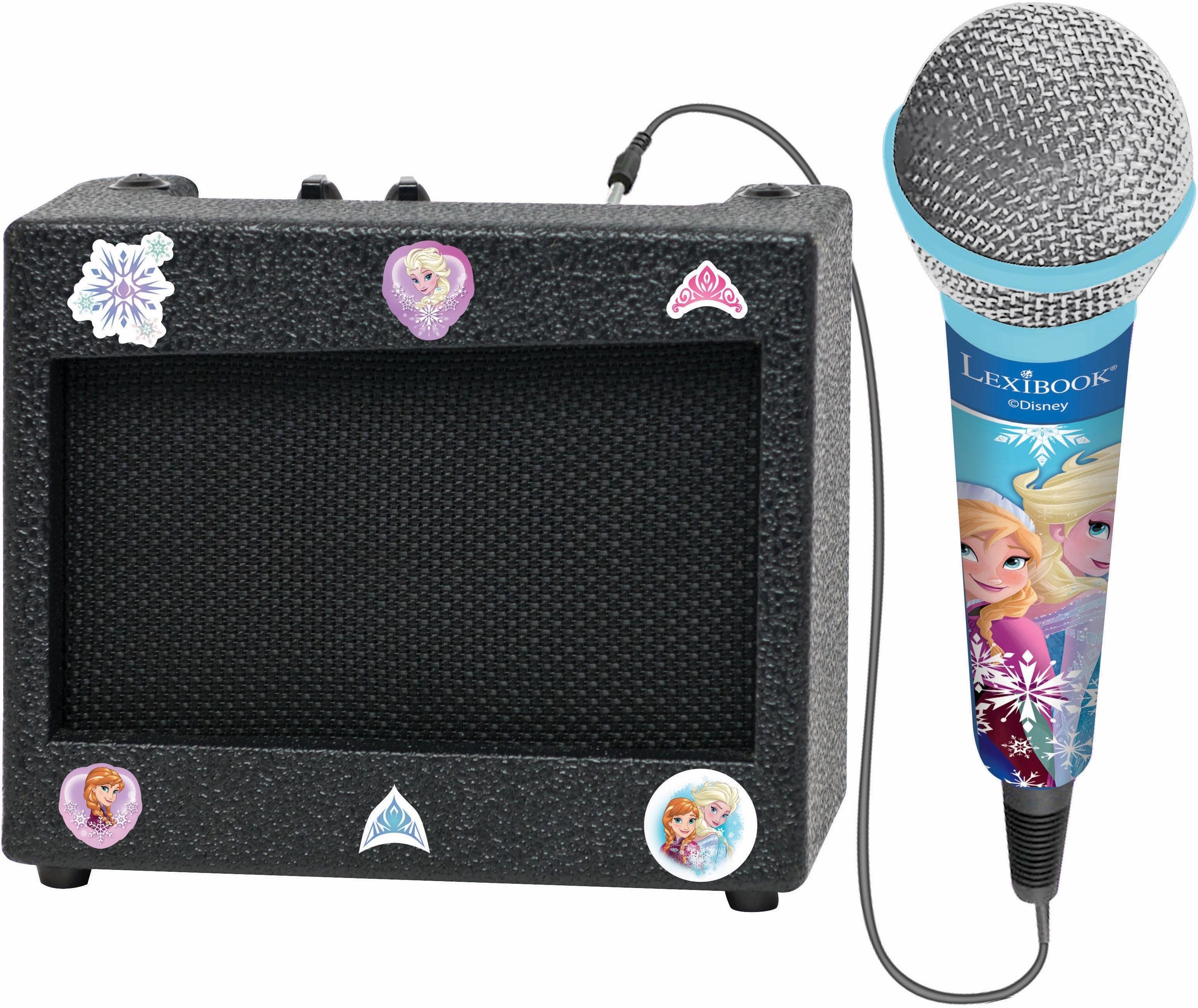 Op zoek naar een Lexibook microfoon met luidspreker, »Disney Frozen«? Koop online bij OTTO
