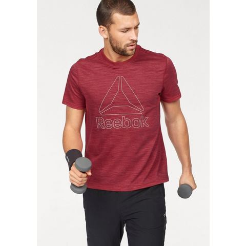 Reebok NU 15% KORTING: Reebok T-shirt ELEMENTS MARBLE GROUP TEE