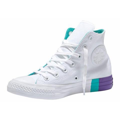Converse NU 15% KORTING: Converse sneakers Chuck Taylor All Star Hi Colorblock