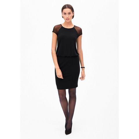 s.Oliver BLACK LABEL Korte jurk met kant
