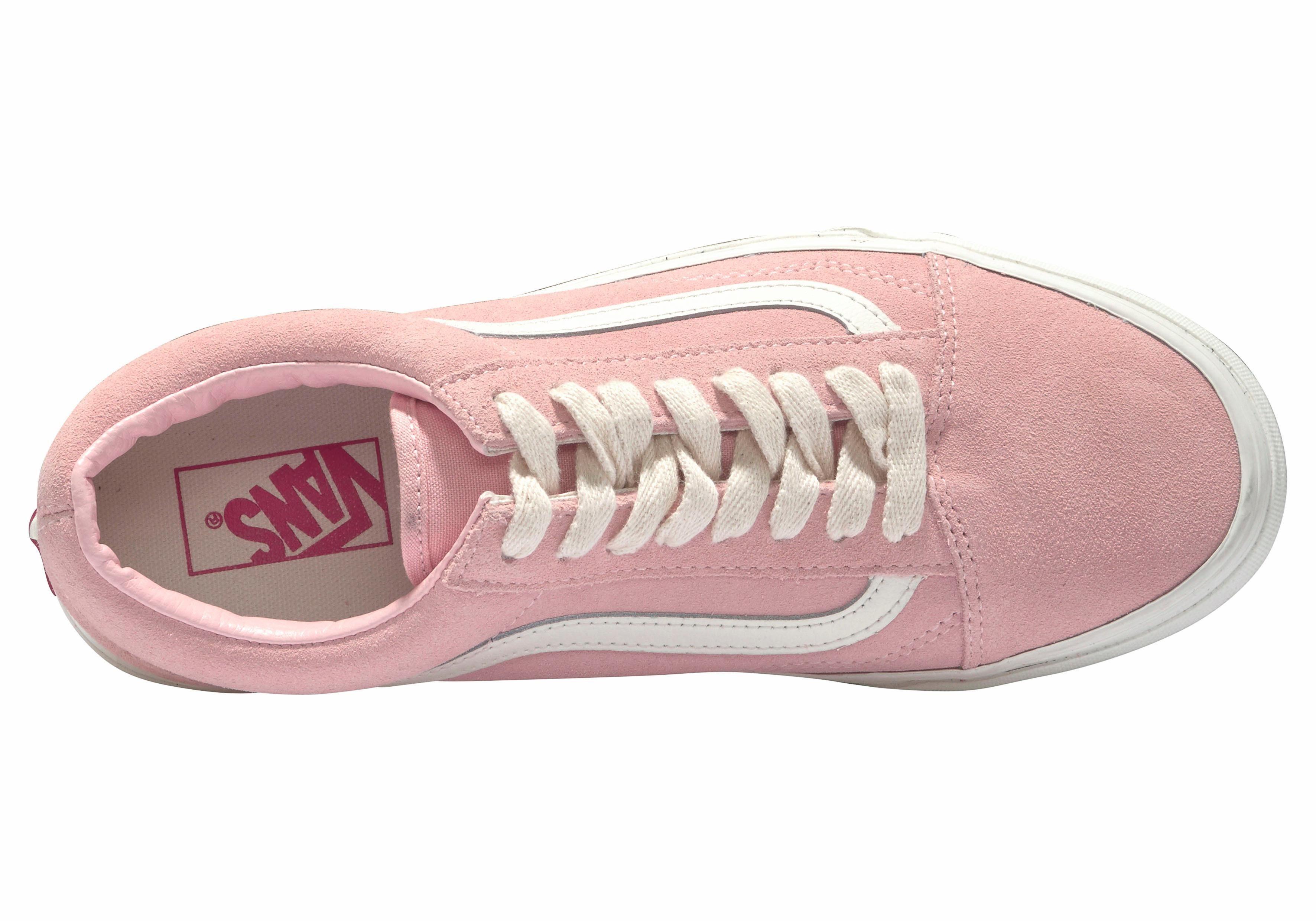 vans old skool licht roze