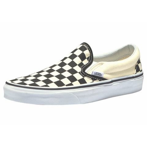 NU 21% KORTING: Vans sneakers Checkerboard Slip-On