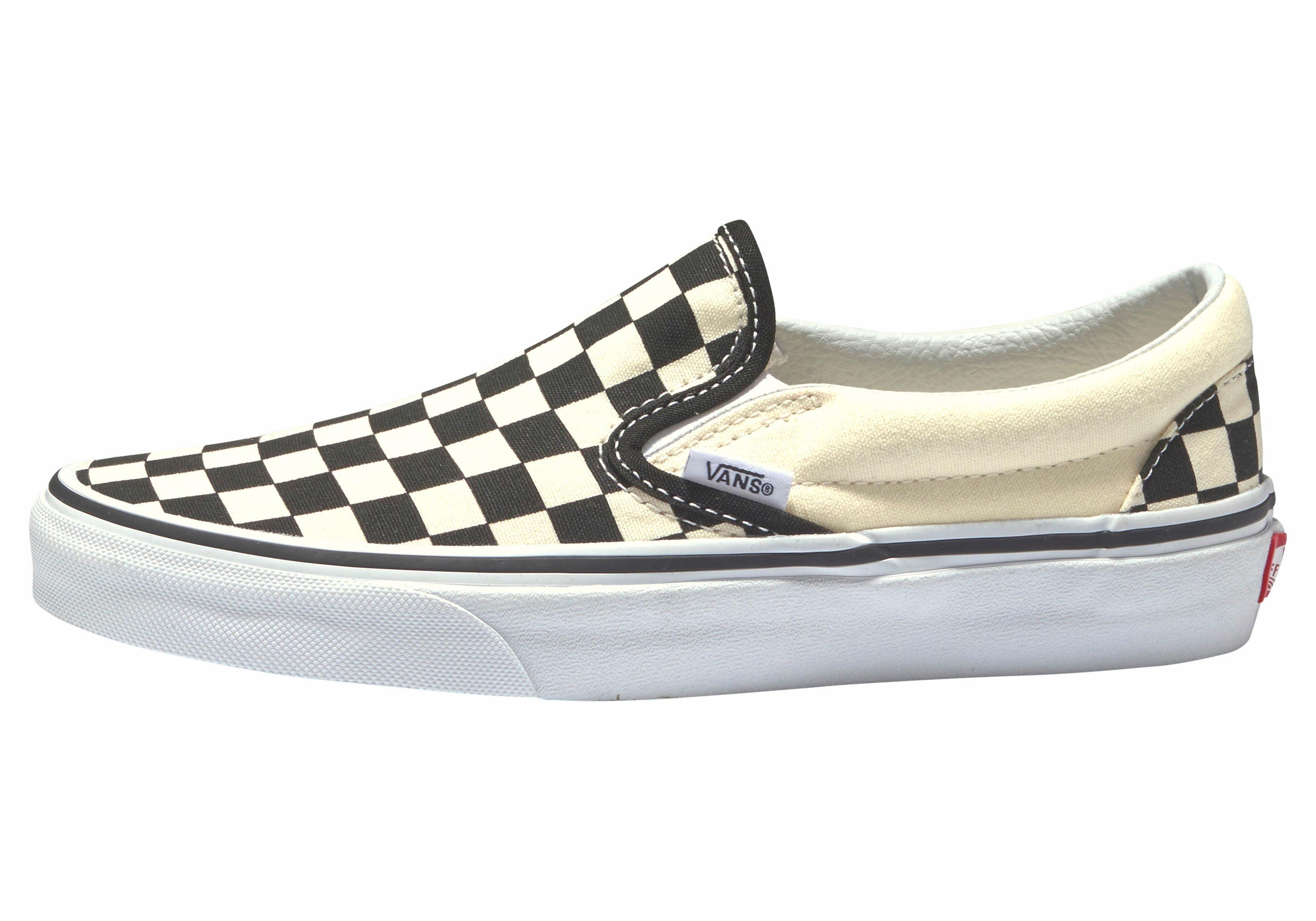 vans slip on checkerboard kopen