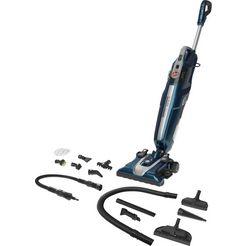 hoover stoomreiniger hoover h-pure 700 steam, hps700 011 blauw