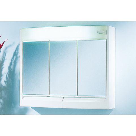 kast witte badkamer spiegelkast 77