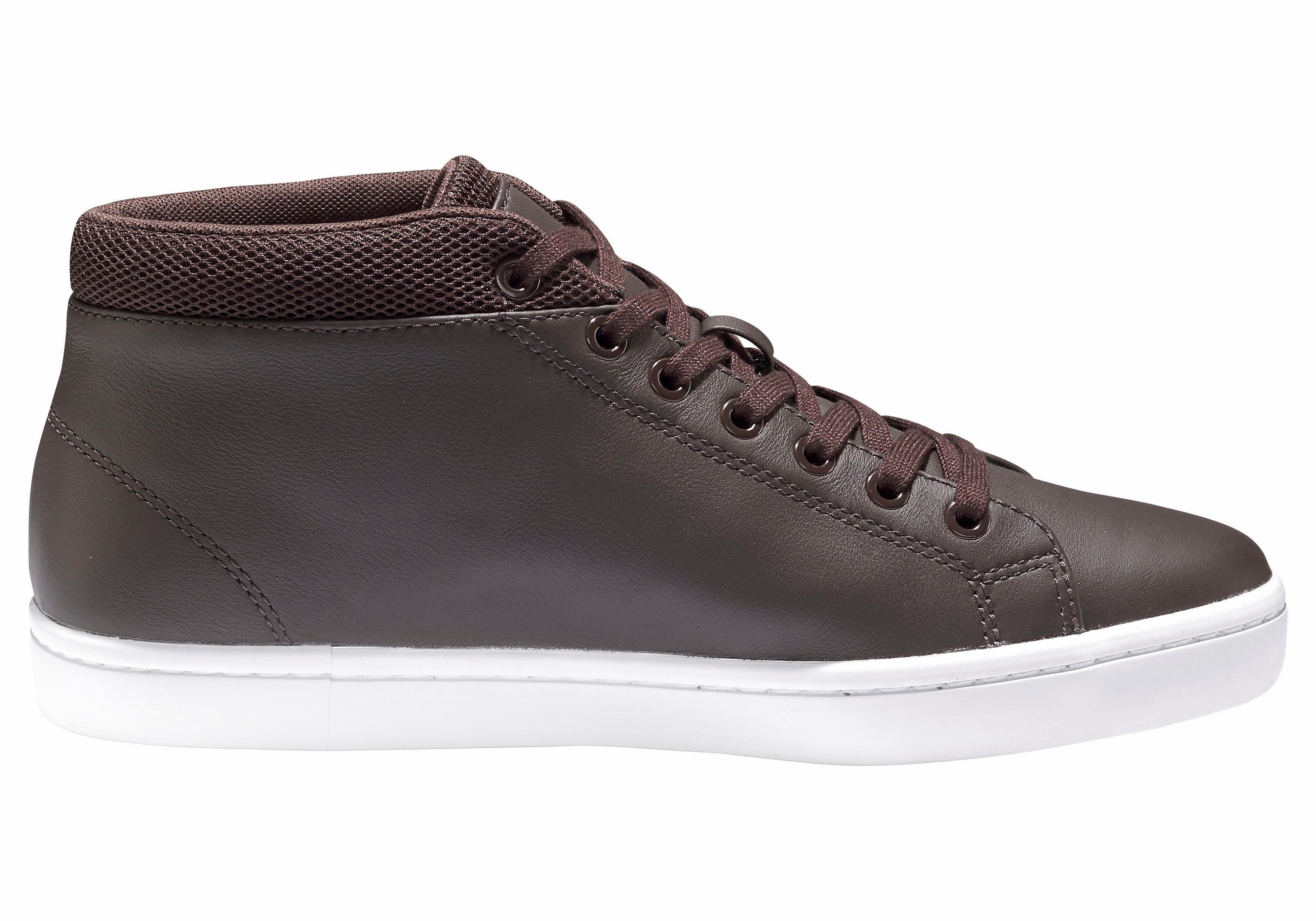 Chaussures De Sport Lacoste Haute 'straightset Sp Chukka' Dark BIqqr