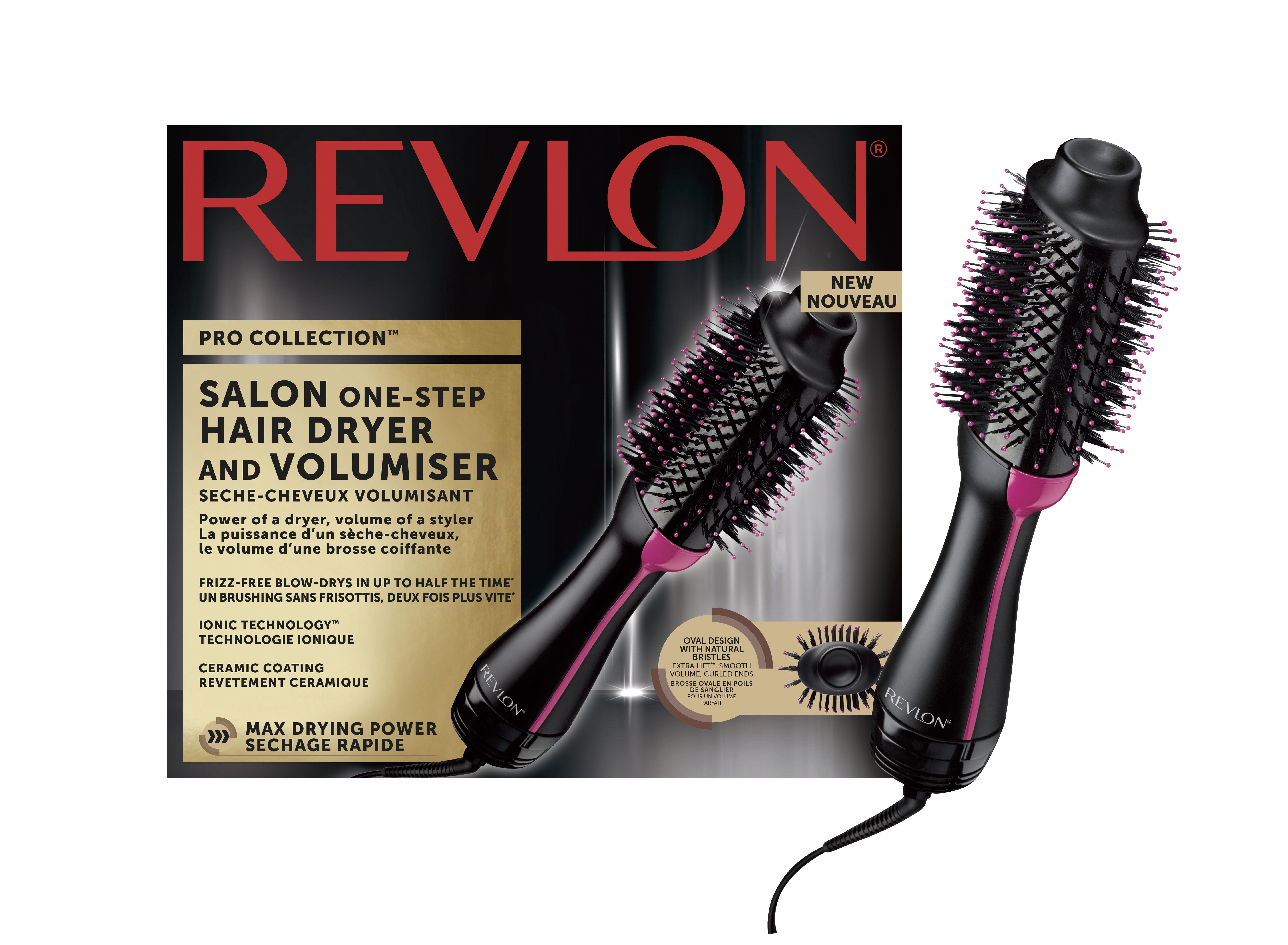 Revlon haardroger & styler RVDR5222E, Salon One-Step Hair Dryer & Volumiser goedkoop op otto.nl kopen