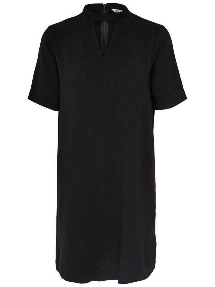 ONLY Choker jurk zwart