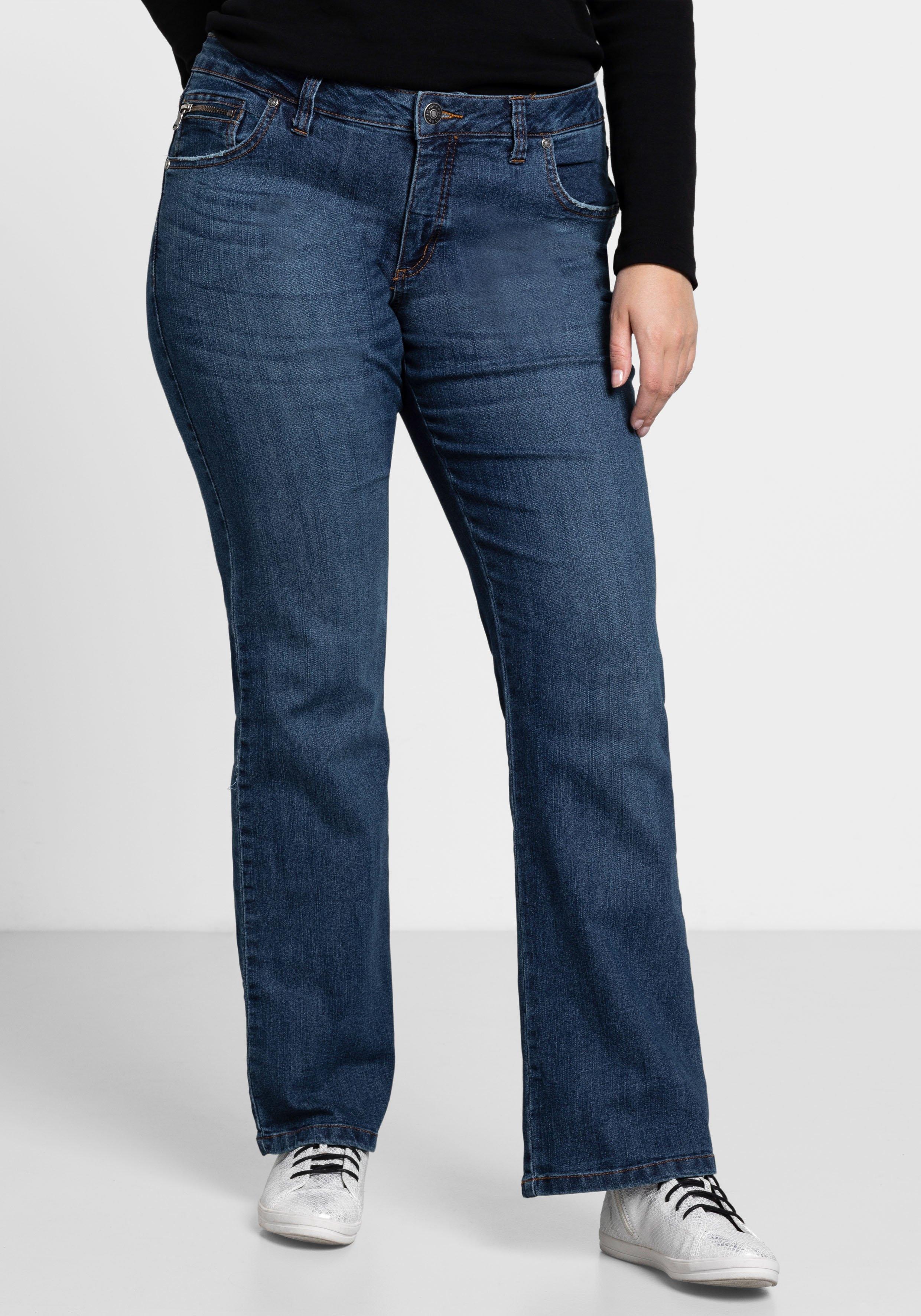 Sheego Denim jeans nu online kopen bij OTTO