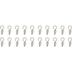 kabelklemmen indeko, geschikt voor spankoordset (set) grijs