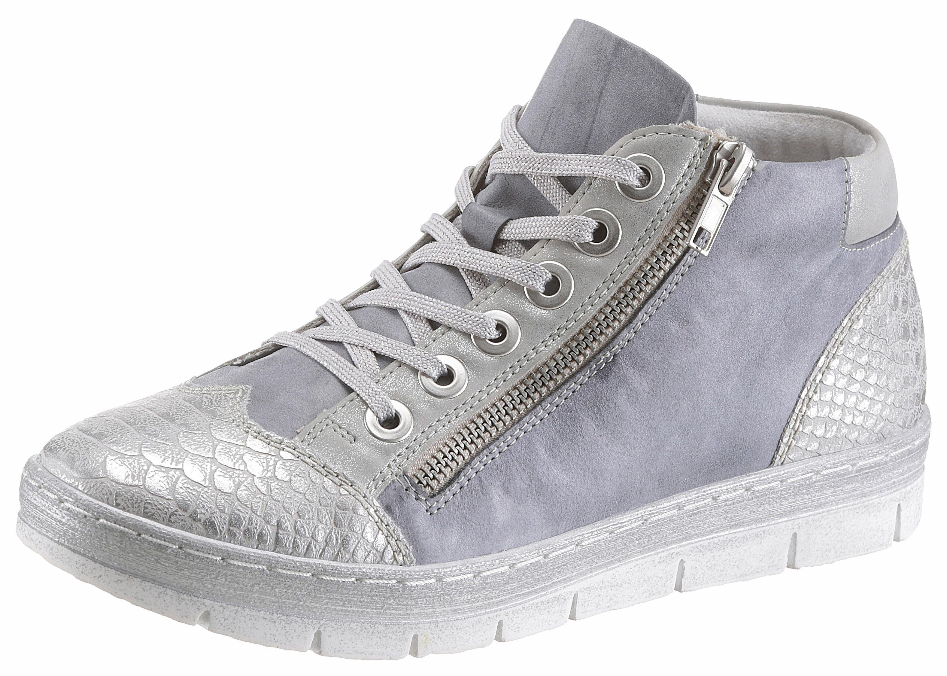 Chaussures De Sport Bleu Remonte LDoFjUWt