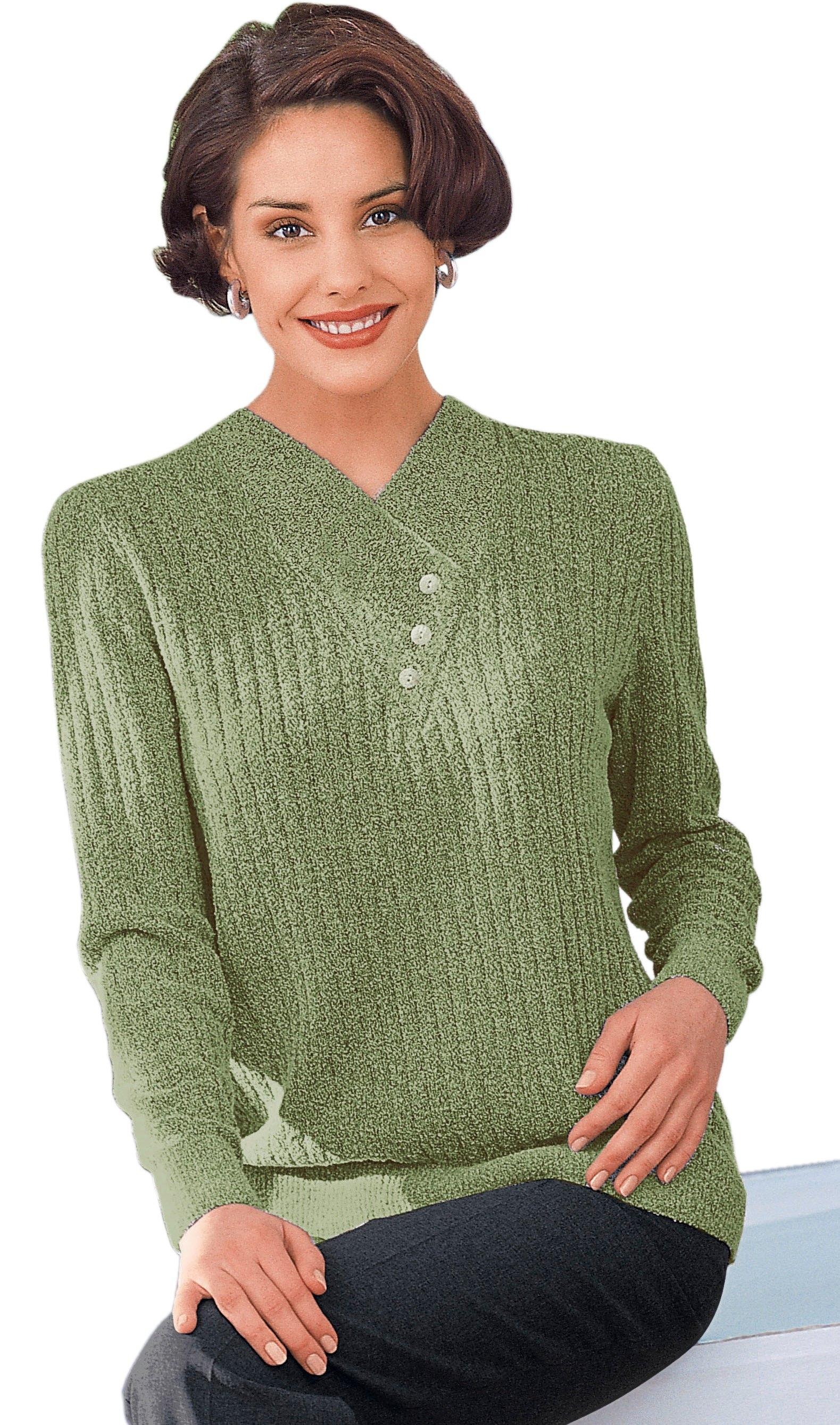 Op zoek naar een Classic trui met topmodieuze ribstructuur? Koop online bij OTTO