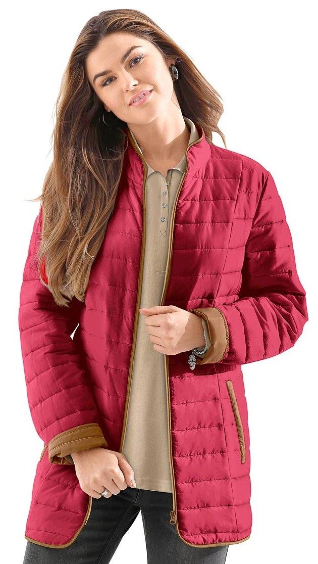 Classic Basics gewatteerde jas - ideaal bij fris weer voordelig en veilig online kopen