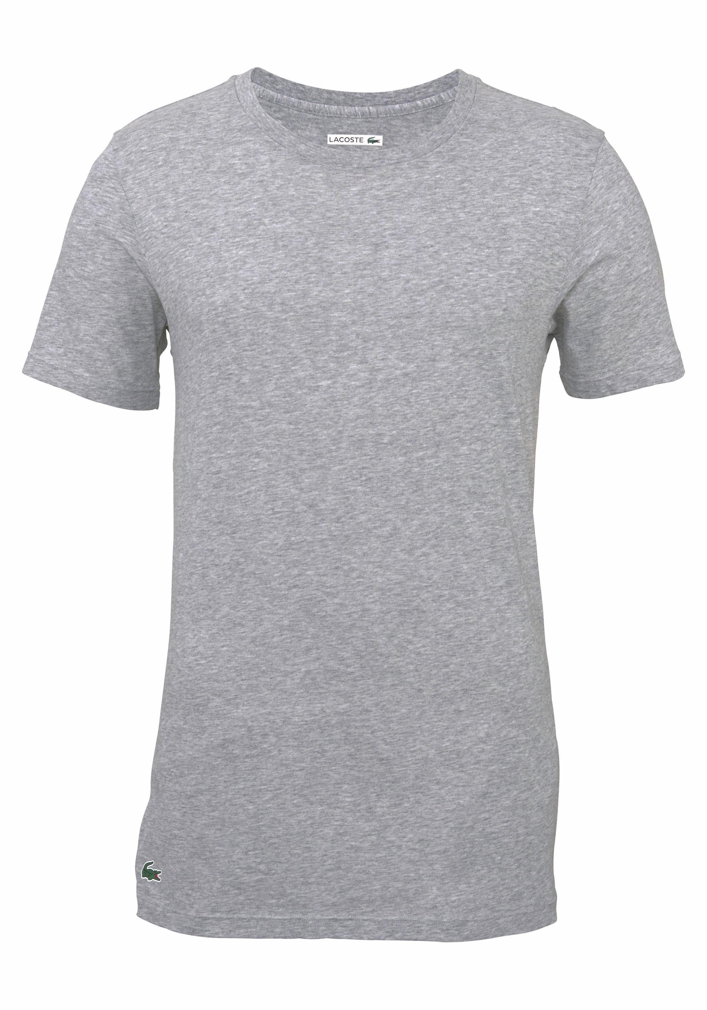 T Lacoste 3 In set Neck Online Fit slim Van De Crew Tee Shirt d6ZqrO6