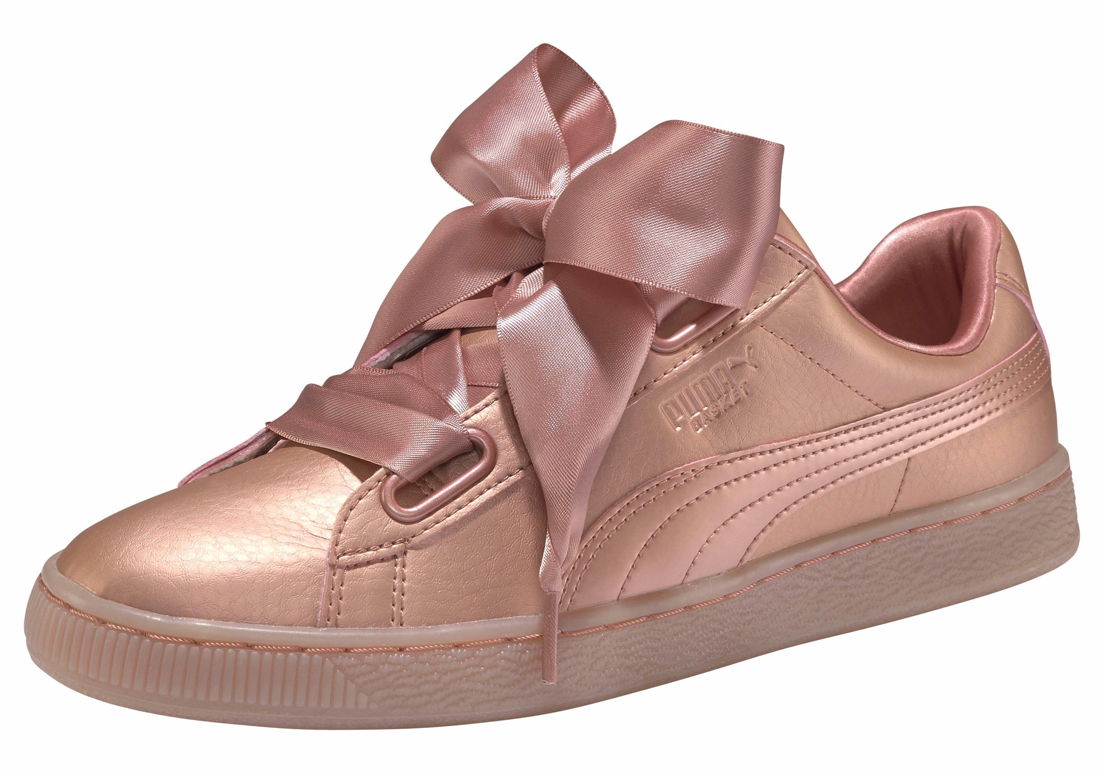 Puma sneakers »Basket Heart Copper Wns« in de webshop van OTTO kopen