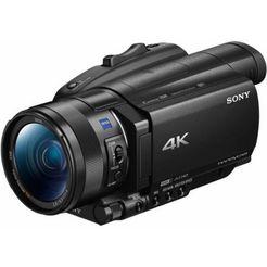sony camcorder fdr-ax700 exmor rs cmos-sensortype zwart