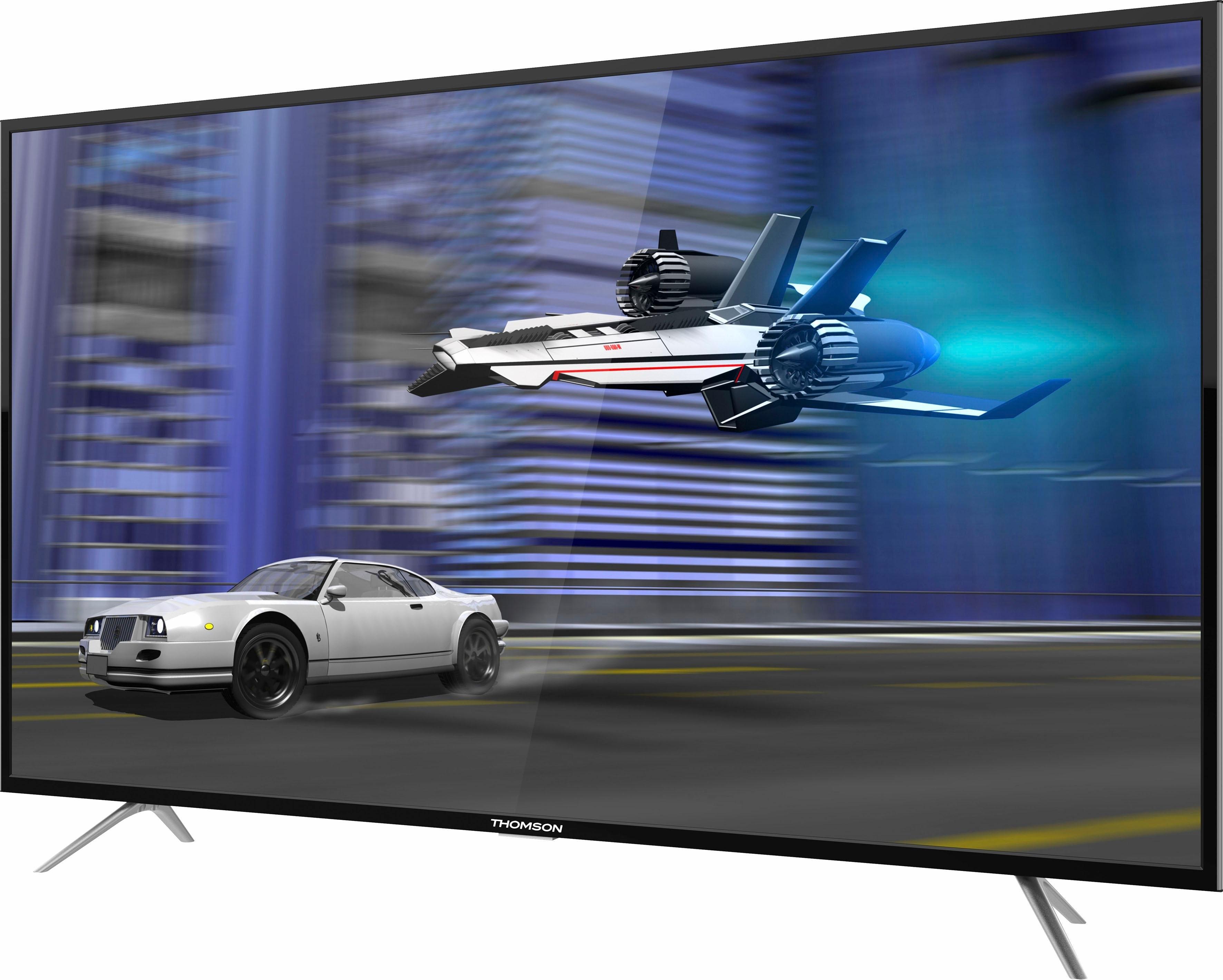thomson 49uc6326 led tv 123 cm 49 inch 4k ultra hd smart tv snel gevonden otto. Black Bedroom Furniture Sets. Home Design Ideas