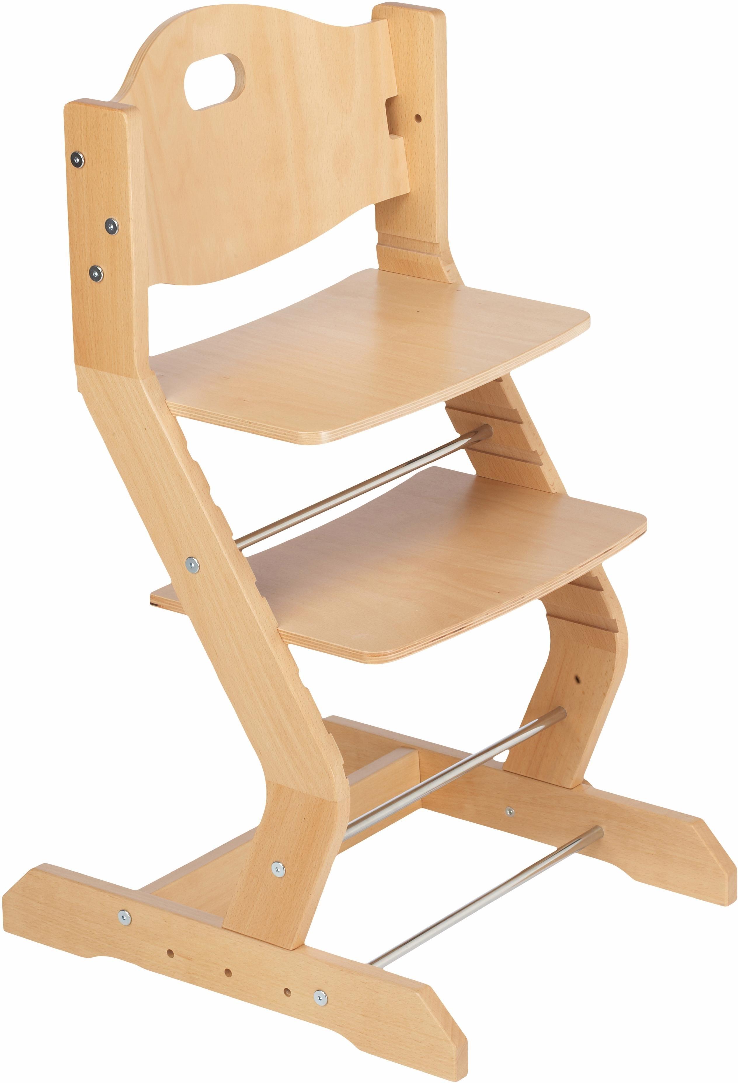 tiSsi kinderstoel Frame naturel-beuken van hout; made in europe online kopen op otto.nl