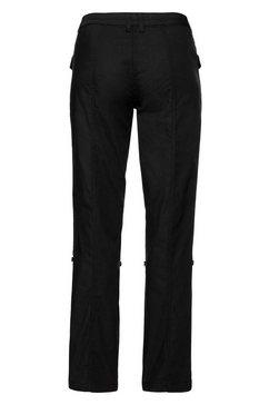sheego casual sheego casual sportieve broek zwart