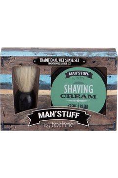 Man'Stuff Close Shave scheerset