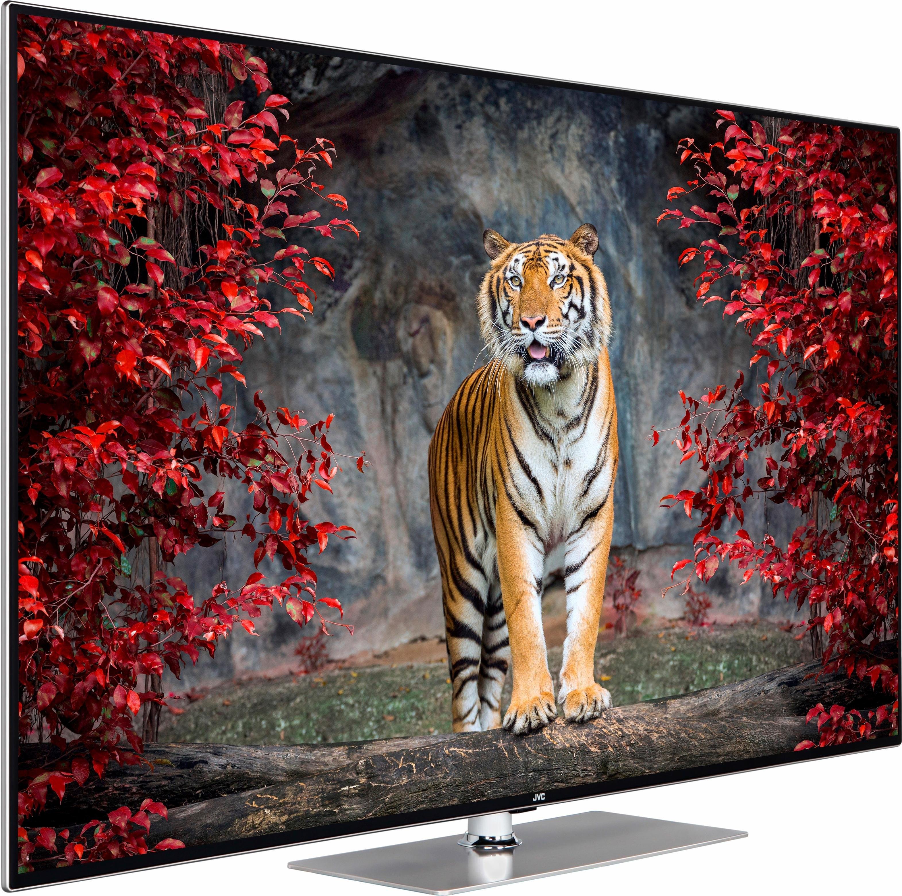 JVC LT-65VU92J LED-TV (165 Cm / (65 Inch)), 4K Ultra HD