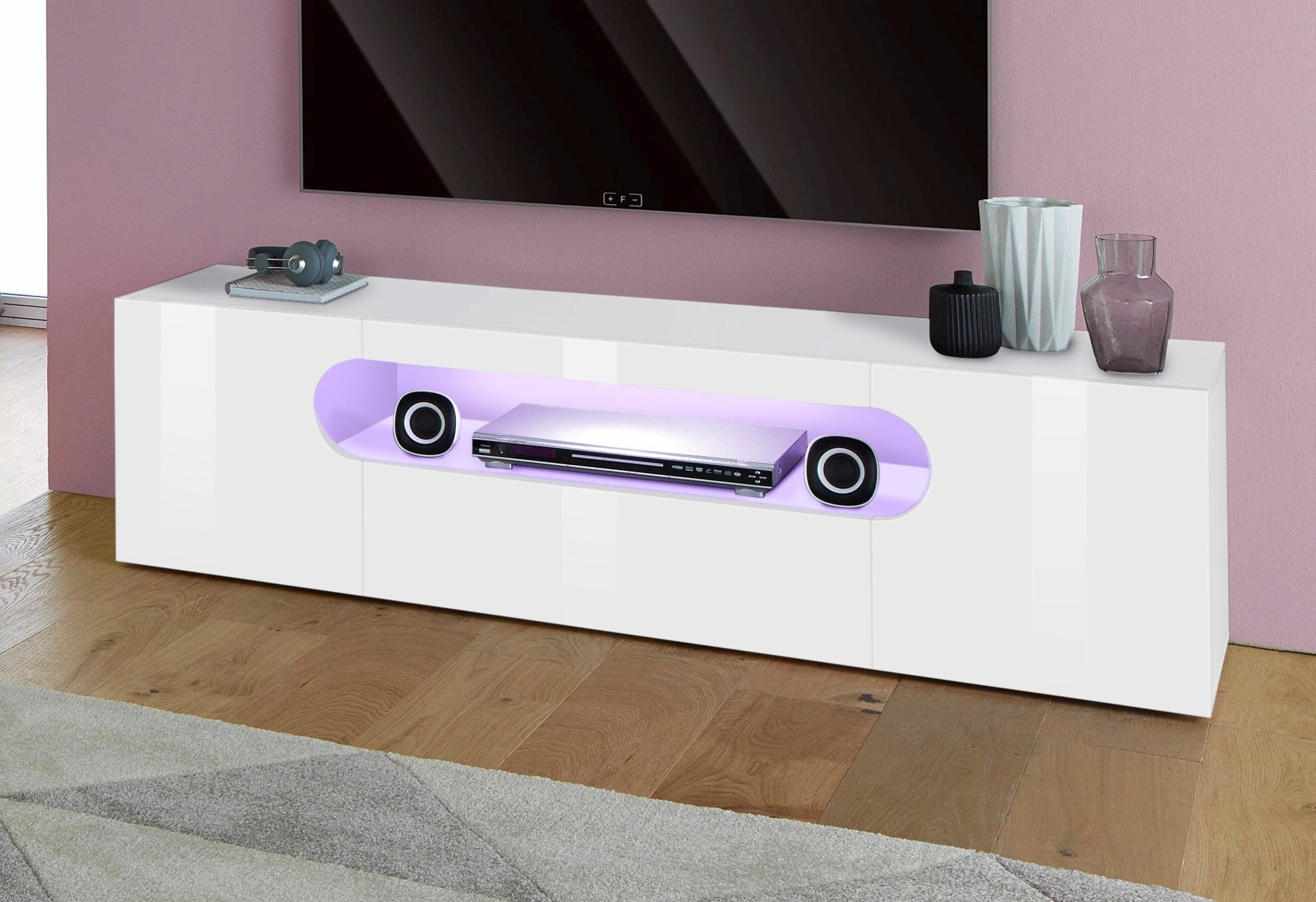 Tecnos tv-meubel Real Breedte 150 cm - gratis ruilen op otto.nl