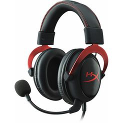 cloud ii pro gaming-headset rood